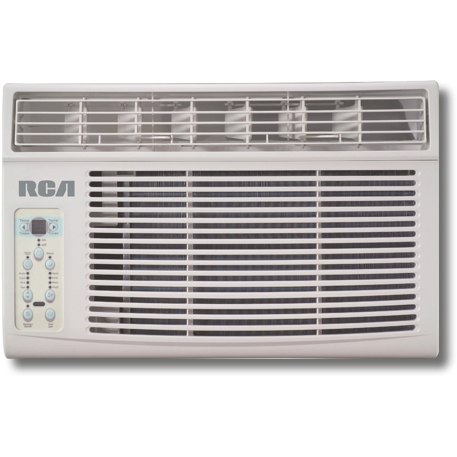 Rca 8 000 Btu 115v Window Air Conditioner With Remote