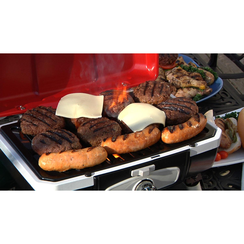 Cuisinart Petit Gourmet Portable Tabletop Outdoor Lp Gas