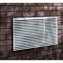 Frigidaire Architectural-Style Exterior Louvered Grille, 5304515640