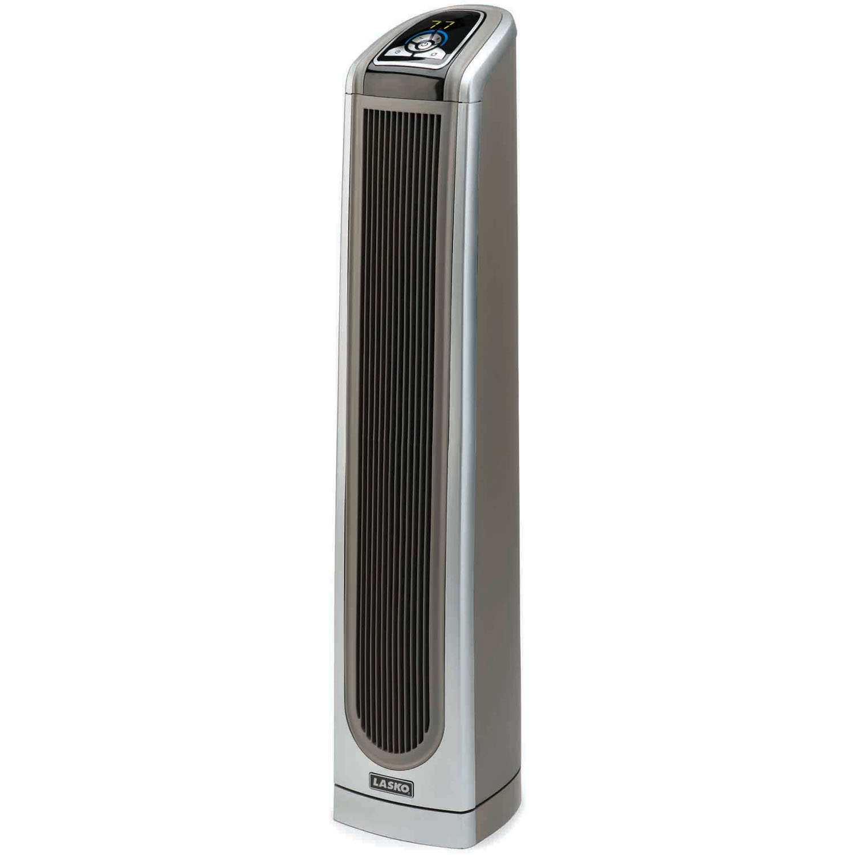 Lasko 34 In Ceramic Tower Heater With Logic Center Remote