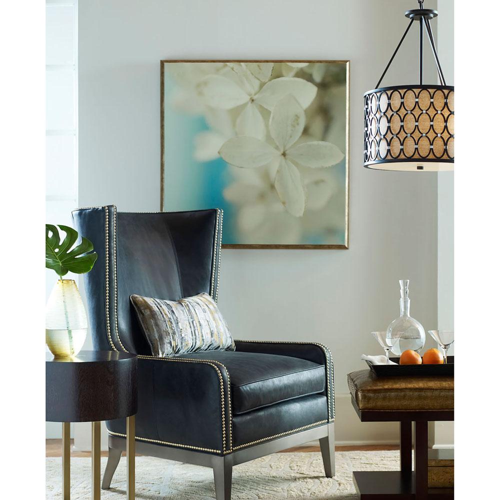 Miraculous Cambridge Bridgehampton Accent Chair With Nailhead Trim Onthecornerstone Fun Painted Chair Ideas Images Onthecornerstoneorg