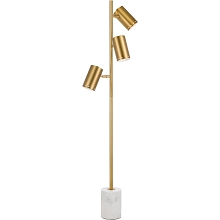 AF Lighting Derry Three-Light Floor Lamp, 9145-FL