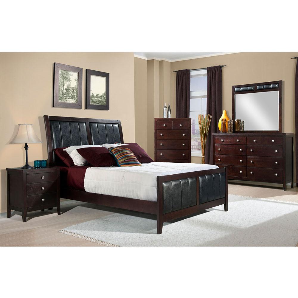 Walden Queen Bed 98105BQU DE