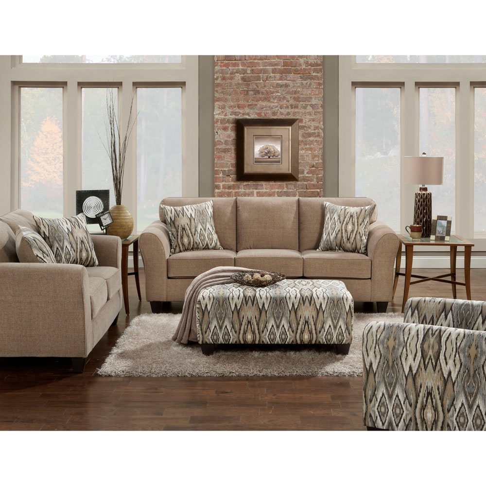 b furniture leather hermes buffalo style master id loveseats f loveseat french tan seating at