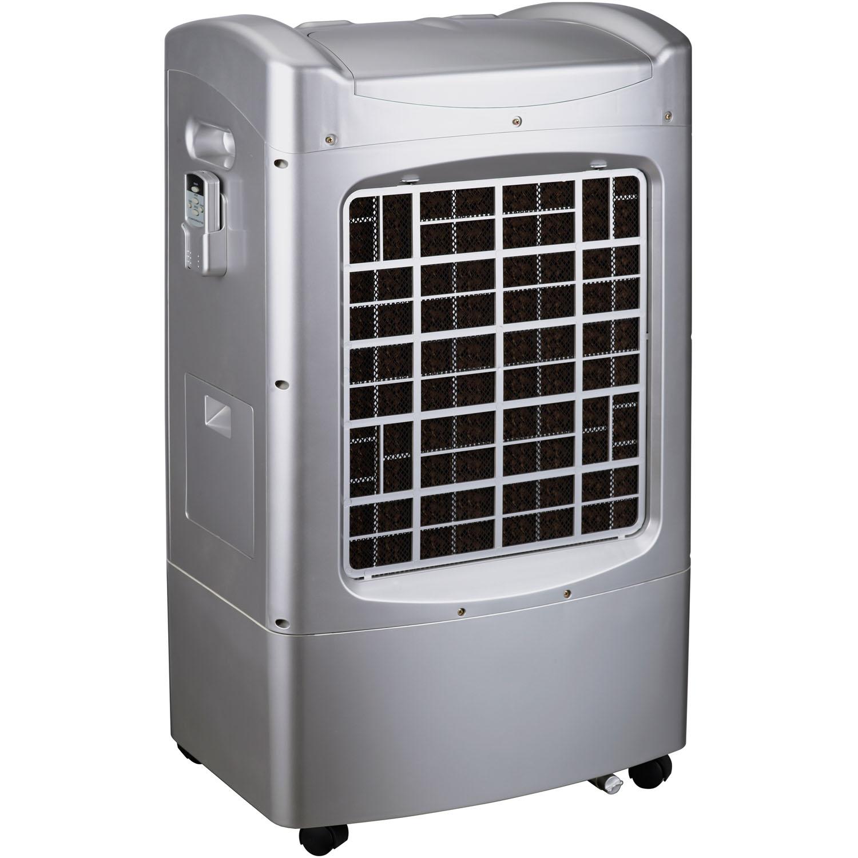 Evaporative Cooler Efficiency Chart : Honeywell cfm indoor evaporative air cooler swamp