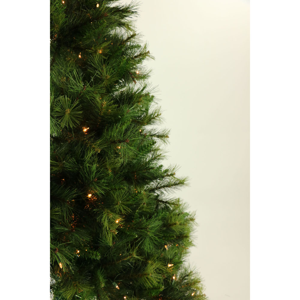 Steele S Christmas Tree Farm: Fraser Hill Farm 6.5-Ft. Canyon Pine Half-Wall Or Corner