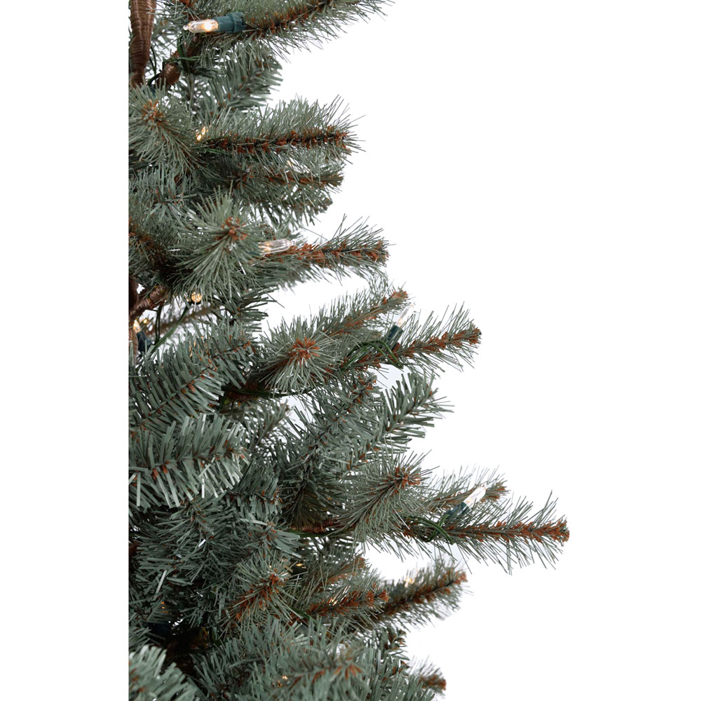 Fraser Hill Farm 2-Ft. Heritage Pine Artificial Tree With