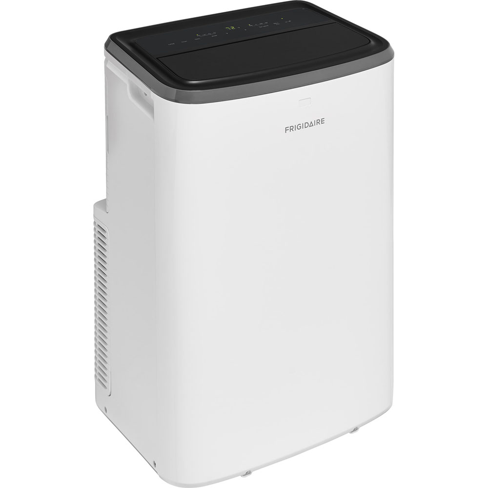 frigidaire portable air conditioner with remote control for rooms up to 450 sq ft ffpa1022u1. Black Bedroom Furniture Sets. Home Design Ideas