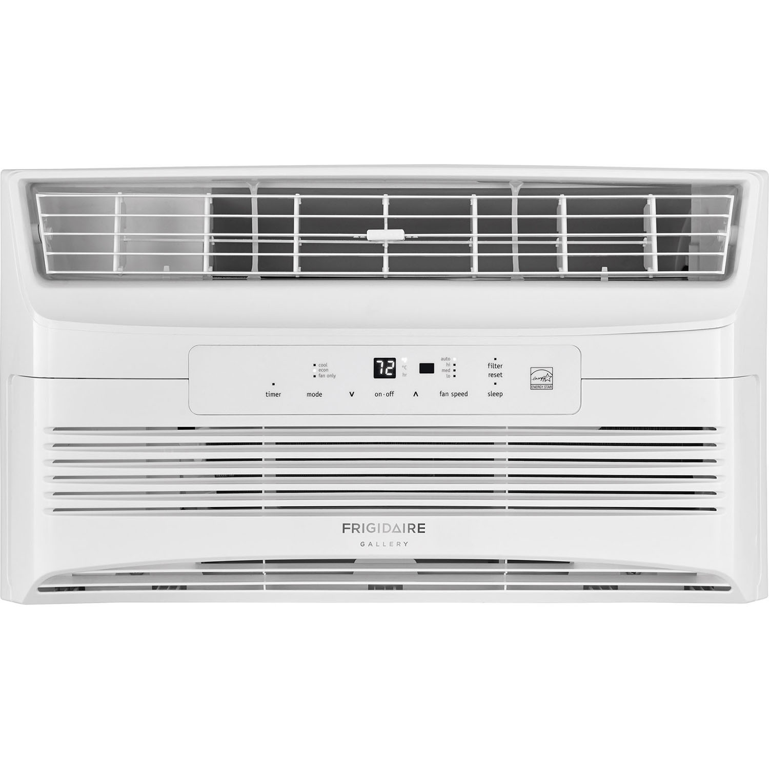 Frigidaire Energy Star 115v 8 000 Btu Window Air Conditioner With Remote Control Fgrq0833u1