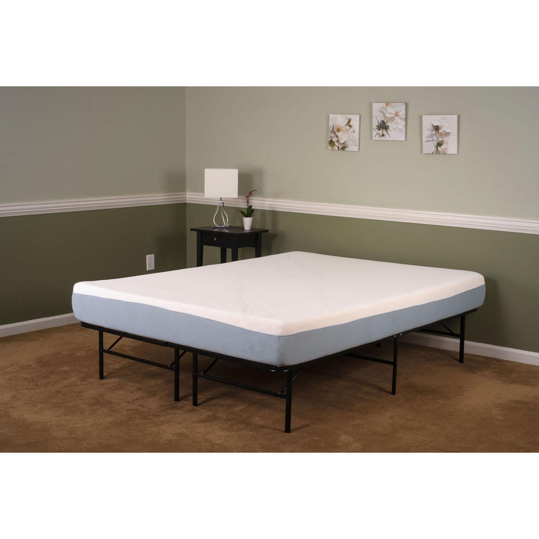 12 in tranquility memory foam twin mattress hmatmf12 tn. Black Bedroom Furniture Sets. Home Design Ideas