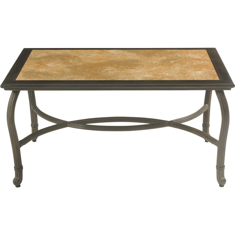 Hudson Square Tile Top Coffee Table Tbl Hudson1