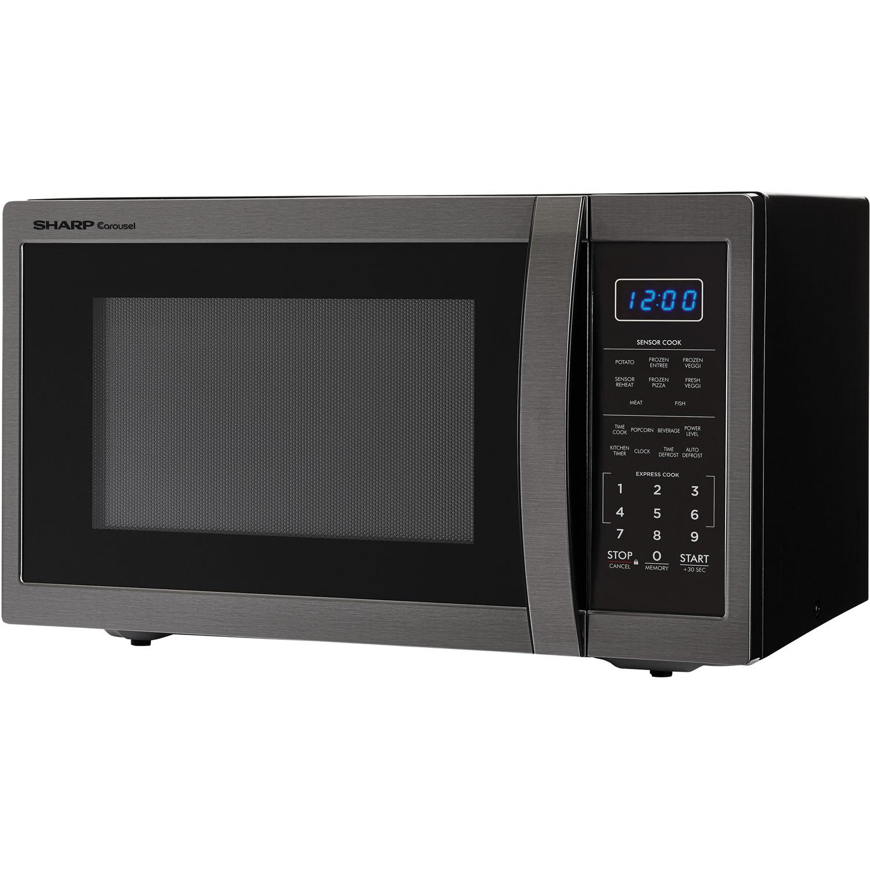Sharp Carousel Microwave 1 3 Bestmicrowave