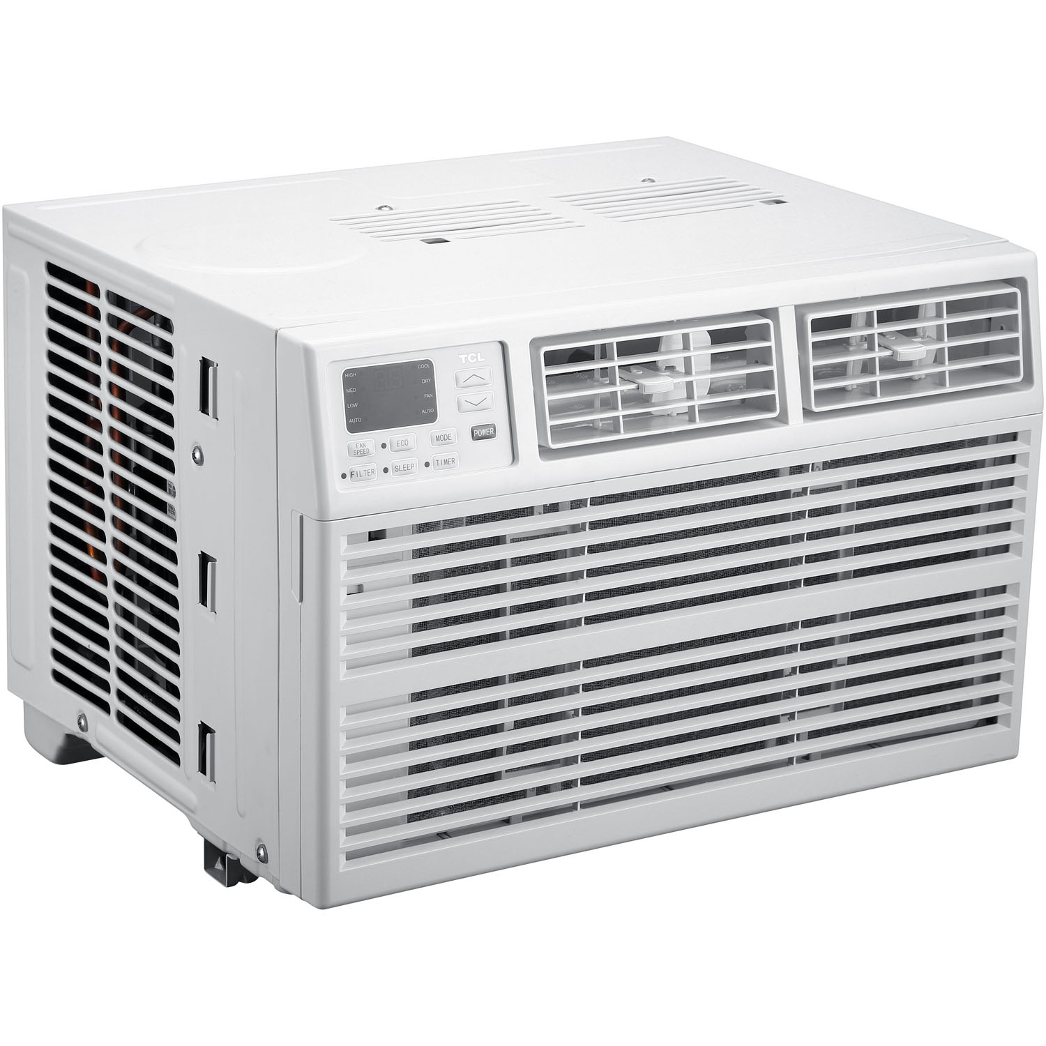 Tcl energy star 12 000 btu 115v window mounted air for 12000 btu window air conditioner energy star