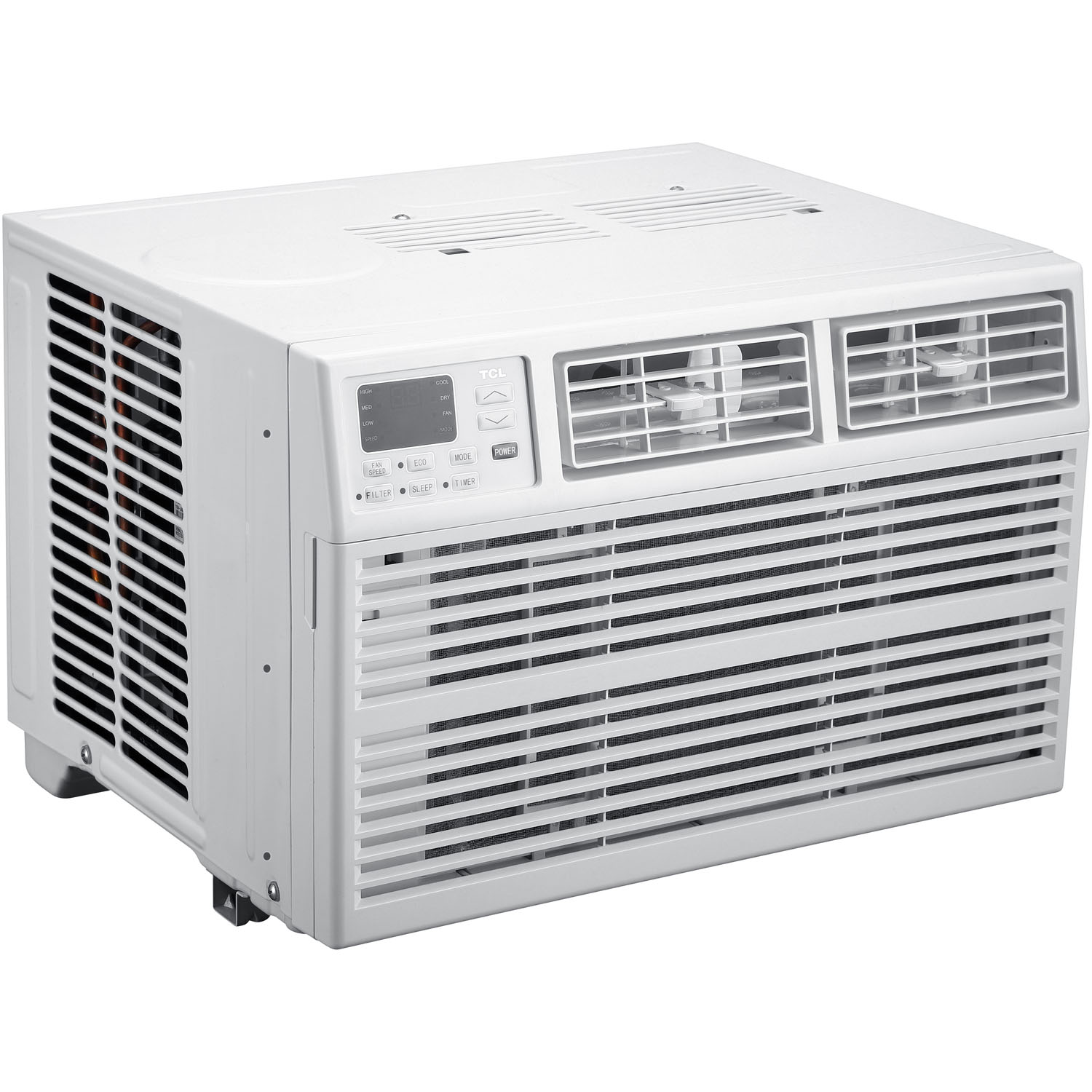 Tcl energy star 15 000 btu 115v window mounted air for 11000 btu window air conditioner