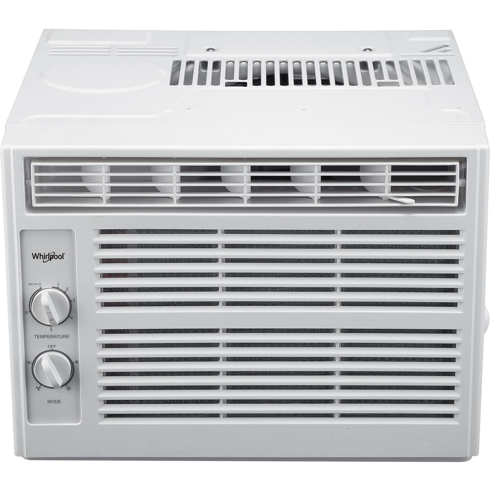Whirlpool 5 000 Btu Window Air Conditioner With Mechanical