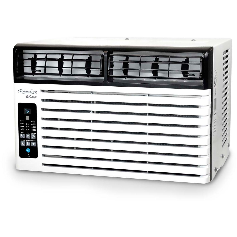 Soleus Air Energy Star 10 200 Btu Window Air Conditioner