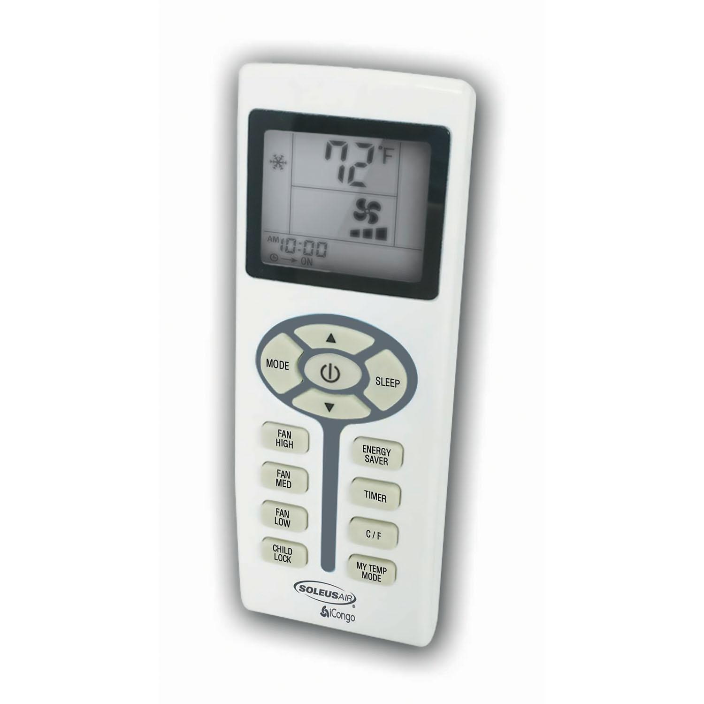 Soleus Air Energy Star 15 400 Btu Window Air Conditioner