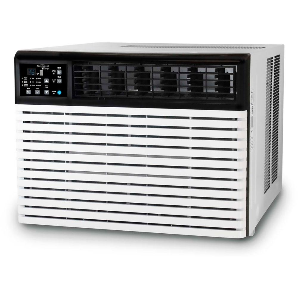 Soleus Air Energy Star 18 300 Btu 230v Window Air