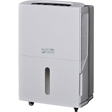 Arctic Wind 70-Pt. Dehumidifier with Continuous Draining Option and Digital Display, AH7011