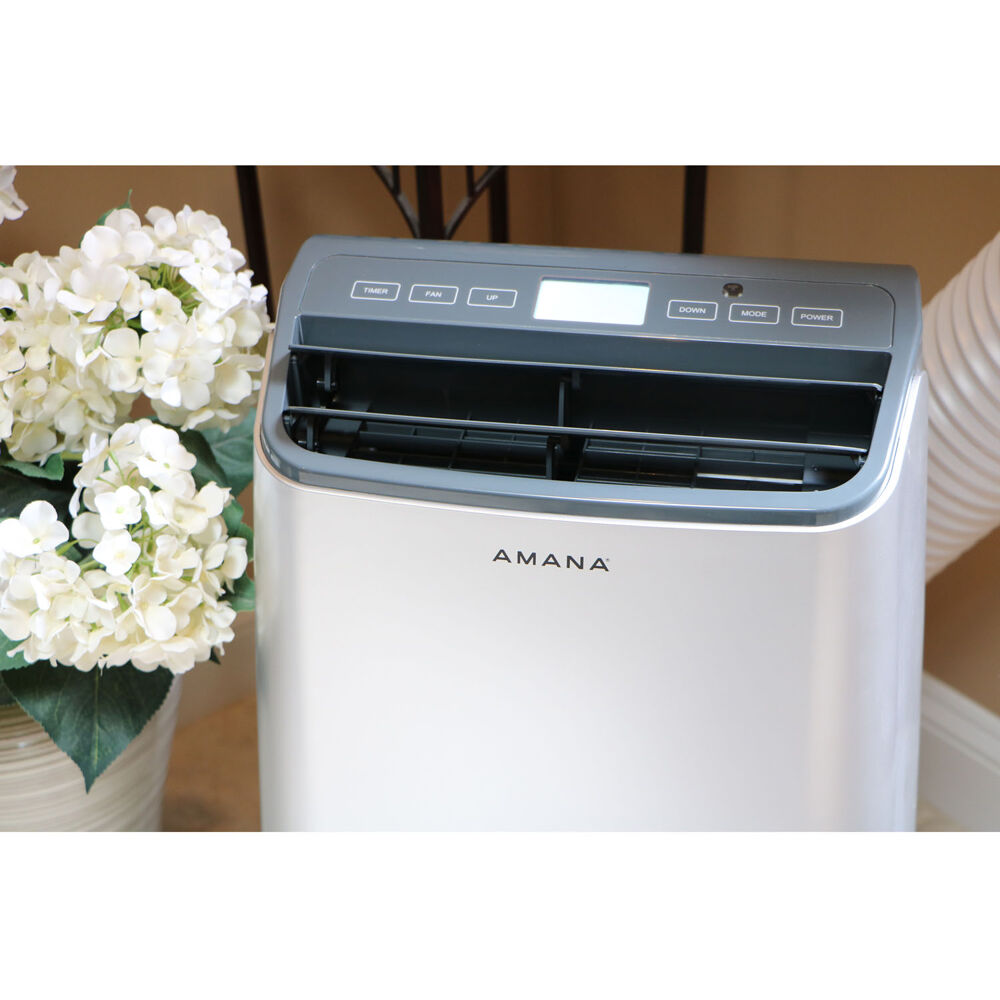 Amana Portable Air Conditioner With Remote Control In