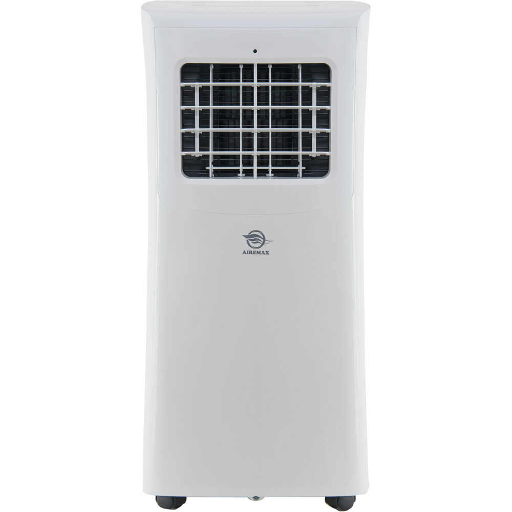 AireMax Portable Air Conditioner with Remote Control for Rooms up to on