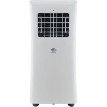 AireMax Portable Air Conditioner with Remote Control for Rooms up to 200 Sq. Ft., APO108C