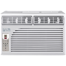 Arctic Wind Energy Star 10,000 BTU 115V Window Air Conditioner with Remote Control, AW10005E