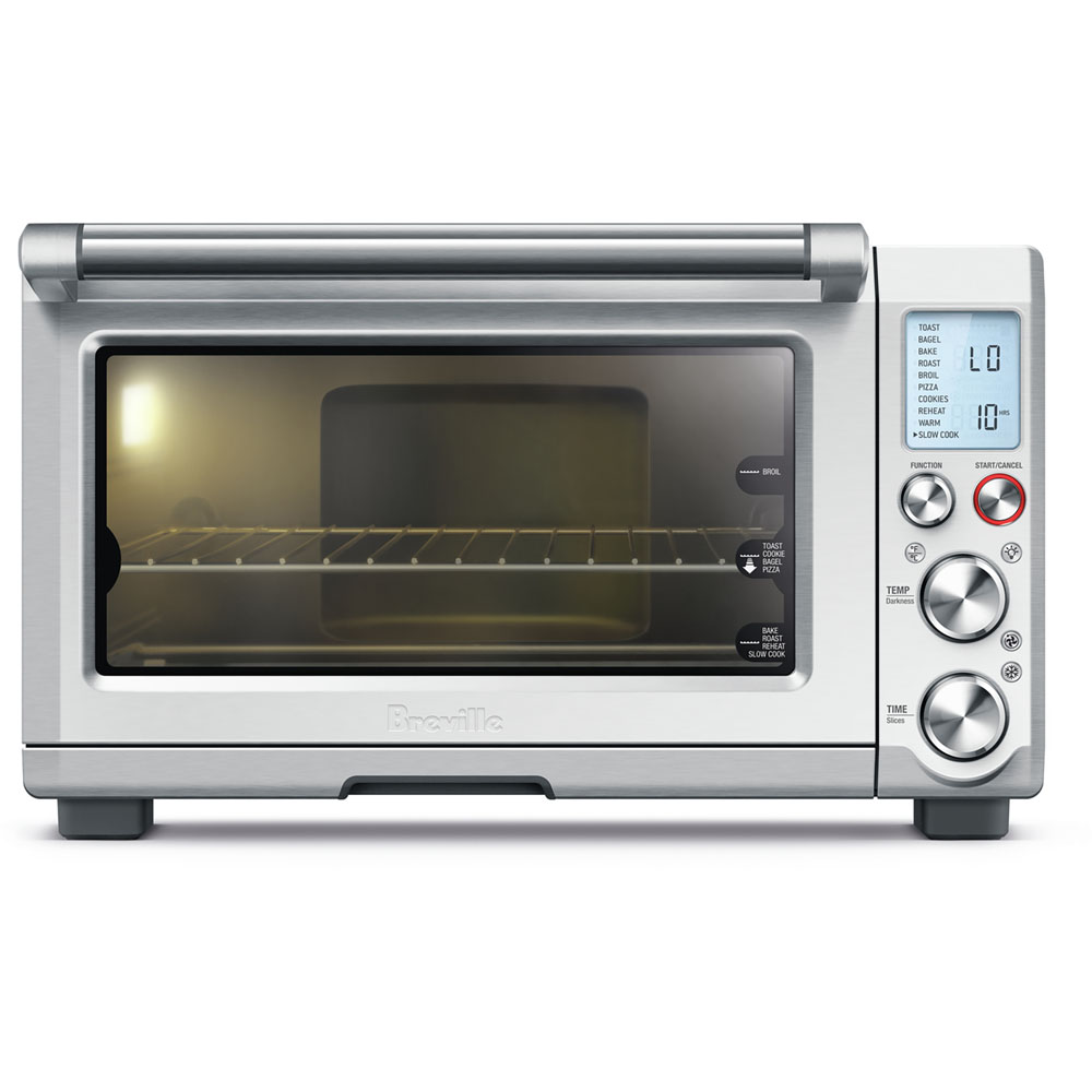 Breville The Smart Oven Pro With Element Iq Technology In
