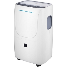 Emerson Quiet Kool Energy Star 70-Pint SMART Dehumidifier with Wi-Fi and Voice Control, EAD70SE1