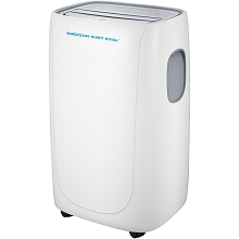 Emerson Quiet Kool SMART Heat/Cool Portable Air Conditioner with Remote, Wi-Fi, and Voice Control for Rooms up to 550-Sq. Ft., EAPE14RSD1