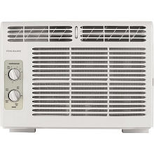 Frigidaire 5,000 BTU 115V Window-Mounted Mini-Compact Air Conditioner with Mechanical Controls, FFRA051WAE
