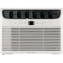 Frigidaire 12,000 BTU 115V Window-Mounted Compact Air Conditioner with Remote Control, FFRA122WAE
