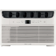 Frigidaire Energy Star 6,000 BTU 115V Window-Mounted Mini-Compact Air Conditioner with Full-Function Remote Control, White, FFRE063WAE