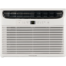Frigidaire Energy Star 18,000 BTU 230V Window-Mounted Median Air Conditioner with Full-Function Remote Control, FFRE183WAE
