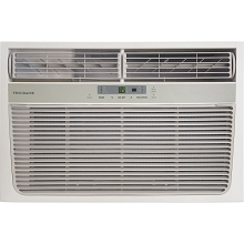 Frigidaire 11,000 BTU 115-Volt Heat/Cool Window Air Conditioner with Remote Control, FFRH1122UE