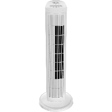 Frigidaire 30-In. Oscillating Tower Fan in White, FGD-C301-WHT