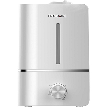 Frigidaire Cool Mist Humidifier with Ultrasonic Technology, FGD-W206-WHT