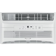 Frigidaire Gallery Energy Star 6,000 BTU 115V Quiet Temp Window Air Conditioner with Remote Control, White, FGRQ063WAE