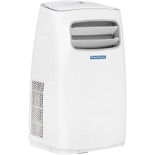 Norpole Portable Air Conditioner with Supplemental Heat and Remote Control for Rooms up to 550 Sq. Ft., NPPAC12HKM