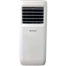 Chigo 10,000 BTU Portable AC with MyTemp Remote Control, PCR-10-01B