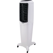 Honeywell 588 CFM Indoor Evaporative Air Cooler (Swamp Cooler) with Remote Control in White, TC50PEU