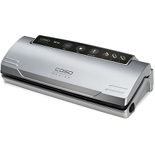Caso Design VC 10 Food Vacuum Sealer with Food Management App, 11340