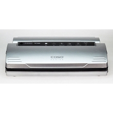 Caso Design VC 300 Food Vacuum Sealer All-in-One System with Food Management App, 11392