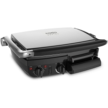 Caso Design PG 1600 Panini Grill and Griddle, 12835