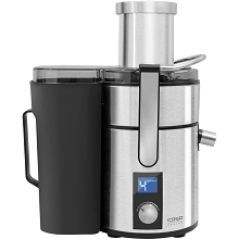 Caso Design PJ 1000 Slow Juicer with Dial Control, 13505