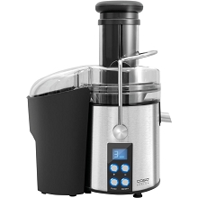 Caso Design PJ 800 Power Juicer with Push-Button Controls, 13520