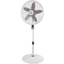 Lasko 18 In. Adjustable Cyclone Pedestal Fan with Remote Control - 1885