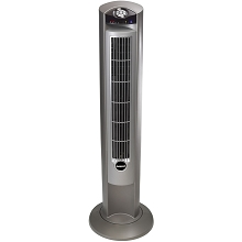 Lasko 42 In. Wind Curve Tower Fan with Fresh Air Ionizer - 2551
