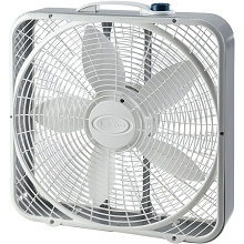 Lasko 20 inch Power Plus Box Fan, 3721