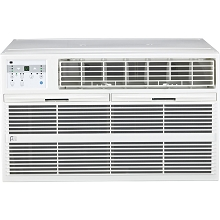 PerfectAire 230V 12,000 BTU Through the Wall Heat/Cool Air Conditioner with Remote Control, 3PATWH12002